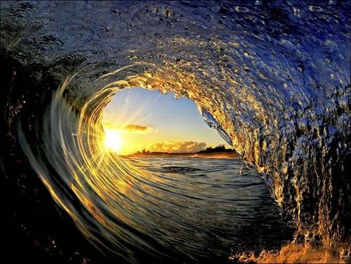 sunsetwavesbarrel