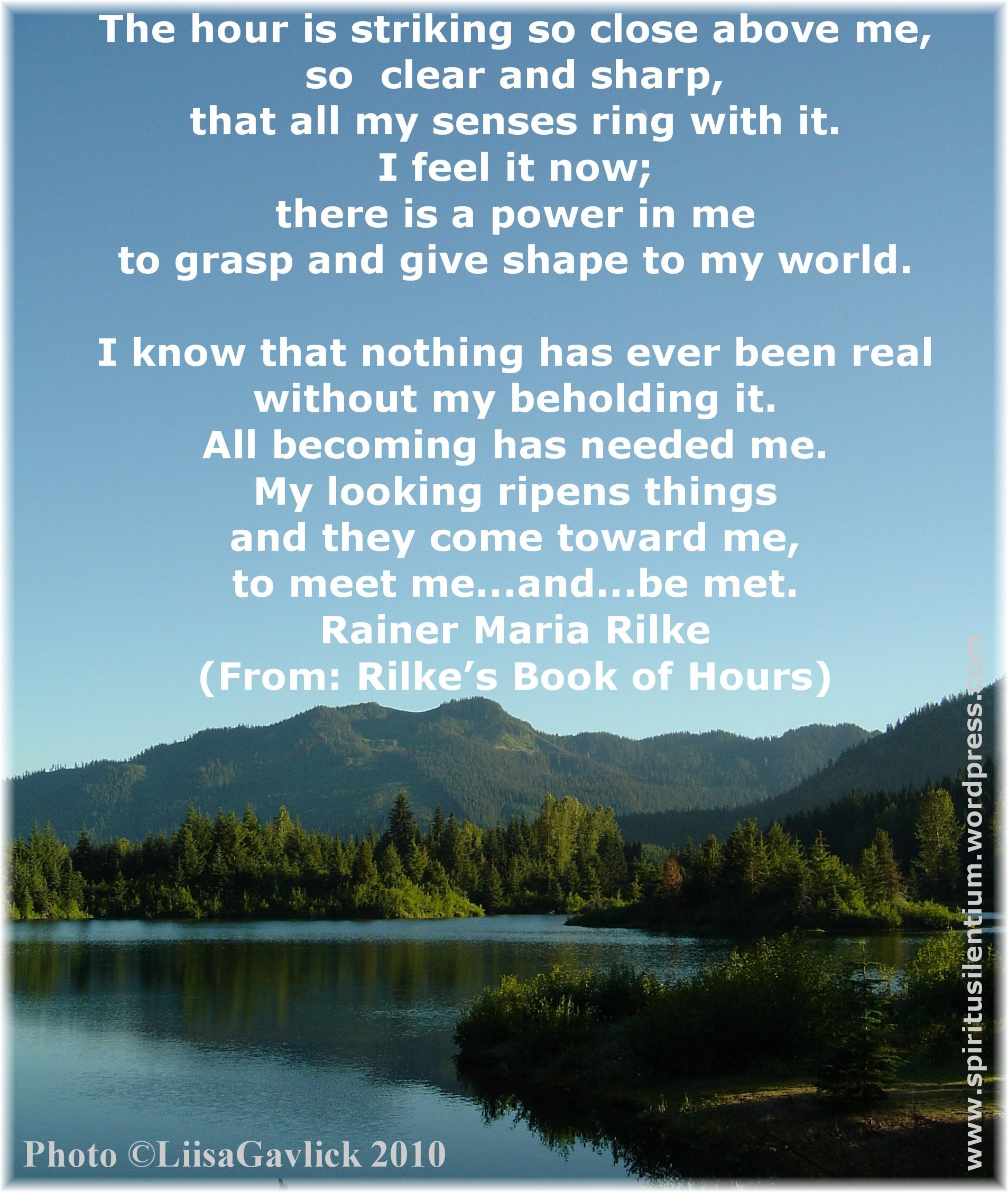 Zitate Geburtstag Rainer Maria Rilke