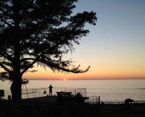 Esalen Sunset 1